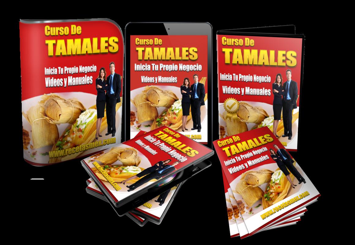 Curso de Tamales