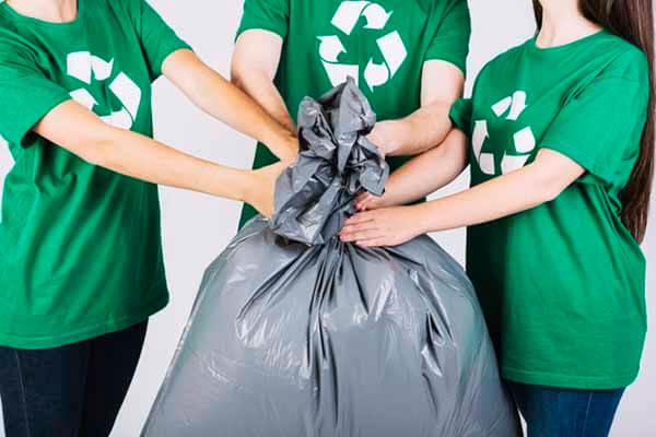 Asesor de generación de residuos cero