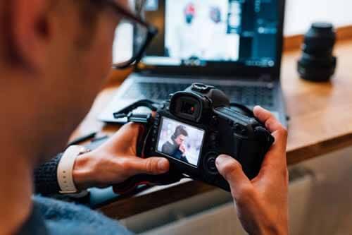 Como usar la camara fotografica