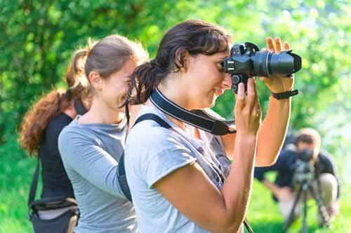 Curso para aprender fotografía principiantes